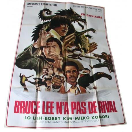 Bruce lee n'a pas de rival