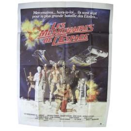 Les mercenaires de l'espace - 1980 - Jimmy T. Murakami / Robert Vaughn / John Saxon / Sybil Danning