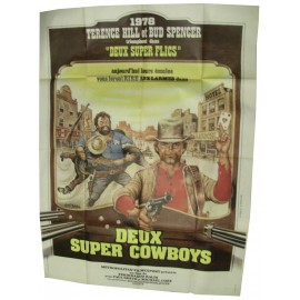Deux super cowboys