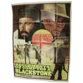 Règlement de compte à Blackstone