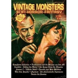 Vintage Monsters n°2