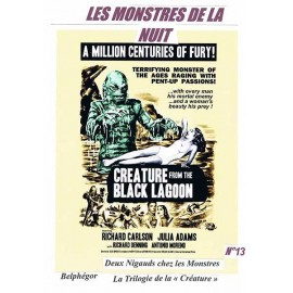Les Monstres De La Nuit Volume 13