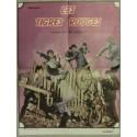 Les Tigres Rouges - Chantage au Karaté - 1972 - Heng Wu