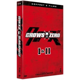 Crows Zero I & II - Coffret