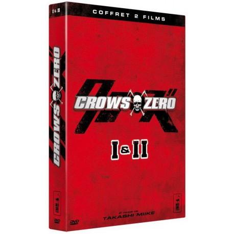 Crows Zero I & II - Coffret
