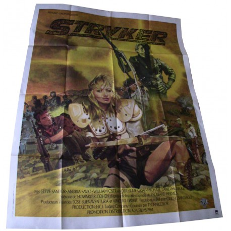 Stryker - 1983 - Cirio H. Santiago / Steve Sandor