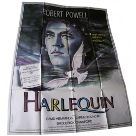 Harlequin - 1980 - Simon Wincer / Robert Powell / David Hemmings