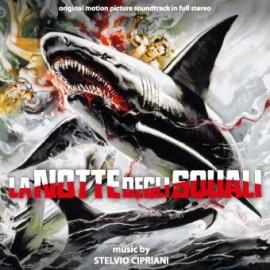 La Nuit des Requins (La Notte Degli Squali) (Stelvio Cipriani) CD Soundtrack
