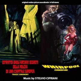 Tragic Ceremony / Whirpool (Stelvio Cipriani) CD Soundtrack