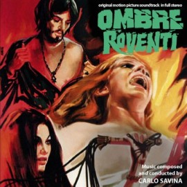 Ombre Roventi (Carlo Savina) CD Soundtrack