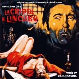 La Crypte du Vampire (La Cripta e l'Incubo) (Carlo Savina) CD Soundtrack