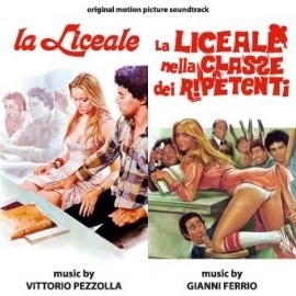 À nous les lycéennes / Les lycéennes redoublent (Gianni Ferrio) CD Soundtrack