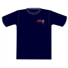 "T-Shirt ""Oh My Gore !"" new logo Dark Blue"