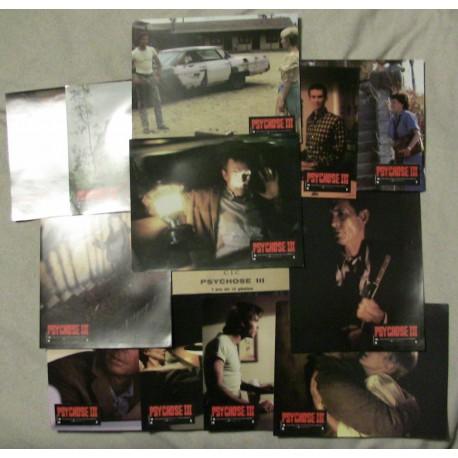 Psychose III - 1986 - Anthony Perkins / Jeff Fahey / Diana Scarwid