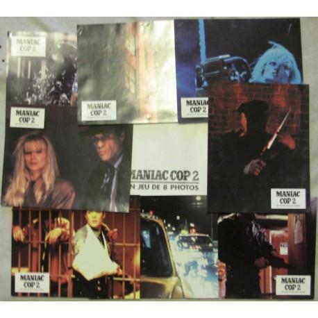 Maniac Cop 2 - 1990 - William Lustig / Robert Davi / Claudia Christian / Robert Z'Dar / Bruce Campbell
