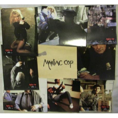 Maniac Cop - 1988 - William Lustig / Tom Atkins / Bruce Campbell / Laurene Landon / Robert Z'Dar