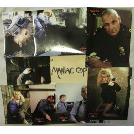 Maniac Cop - 1988 - William Lustig / Tom Atkins / Bruce Campbell / Laurene Landon / Robert Z'Dar