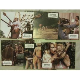 Prisonnière de la vallée des dinosaures - 1985 - Michele Massimo Tarantini / Suzane Carvalho