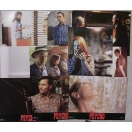Psycho - 1998 - Gus Van Sant / Vince Vaughn / Julianne Moore / Viggo Mortensen