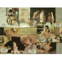 Les fantasmes de Miss Jones - Jeu de 7 photos - 1986 - Gérard Loubeau / Shannah Hall / Carol Levy