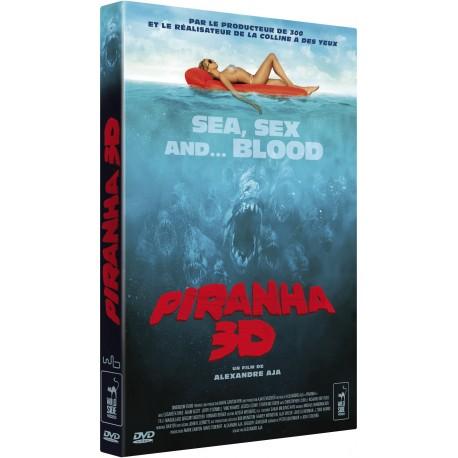 Piranha 3D - Double DVD