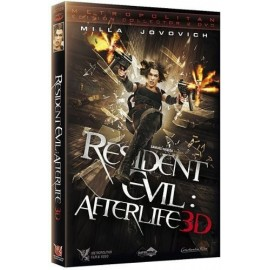 Resident Evil Afterlife 3D - Edition collector 2DVDs