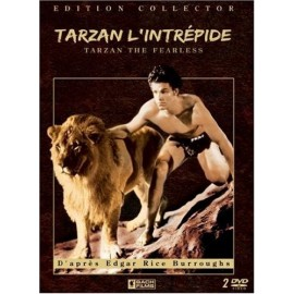 Tarzan l'intrépide - Edition Collector 2 DVDs
