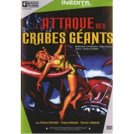 L'Attaque des Crabes Géants