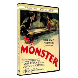 The Monster - Collection Lon Chaney
