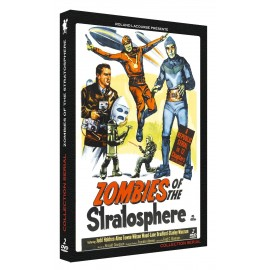 Zombies Of The Stratosphere - 2 DVDs