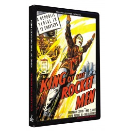 King Of The Rocket Men - 2 DVDs