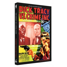 Dick Tracy Vs. Crime Inc. - 2 DVDs