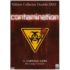 Contamination - Edition Collector Double DVD