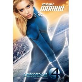 Magnet Les Quatres Fantastiques - Invisible Woman