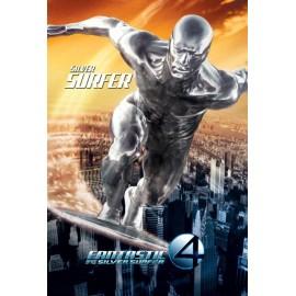 Magnet Les Quatres Fantastiques - Silver Surfer