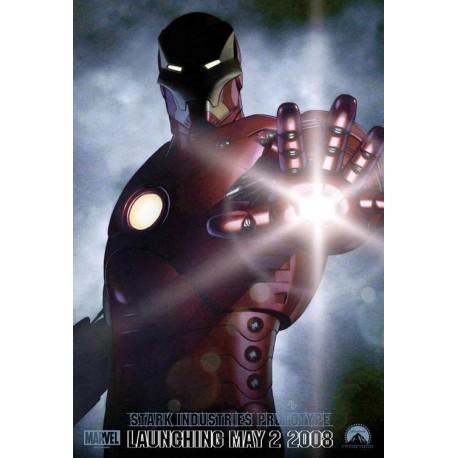 Magnet Iron Man