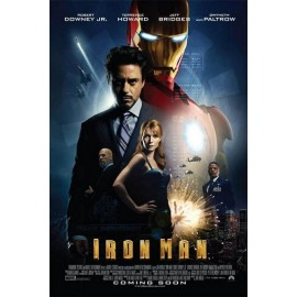 Magnet Iron Man - 2