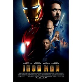 Magnet Iron Man - 3