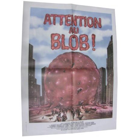 Attention au Blob ! (60*80)  - 1972 - Larry Hagman