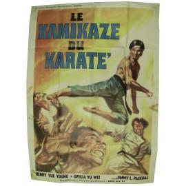 Le kamikaze du karaté (Fist To fist) - 1973 - Jimmy L. Pascual / Jackie Chan