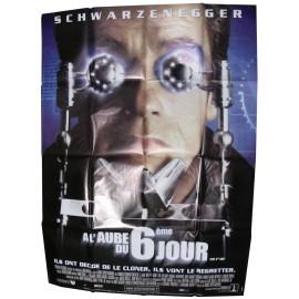 A l'Aube du 6ème jour - 2000 - Roger Spottiswoode / Schwarzenegger / Michael Rooker / Robert Duvall