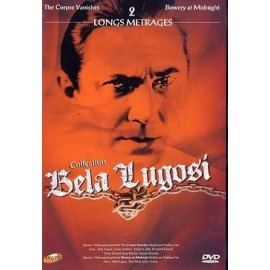 Collection Bela Lugosi - The Corpse Vanishes / Bowery At Midnight