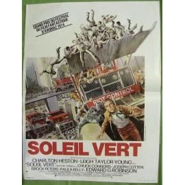 Soleil Vert - 1973 - Richard Fleischer / Charlton Heston