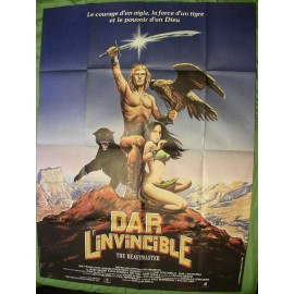 Dar l'invincible - 1982 - Don Coscarelli / Tanya Roberts / Marc Singer