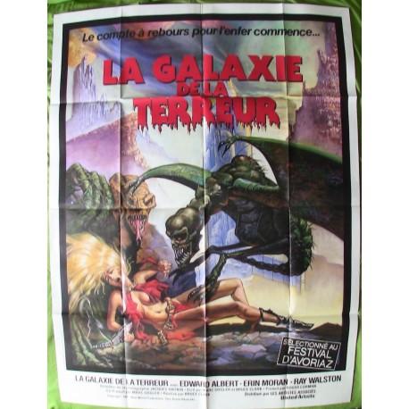 La galaxie de la terreur - 1981 - Bruce D. Clark / Edward Albert / Robert Englund / Sid Haig