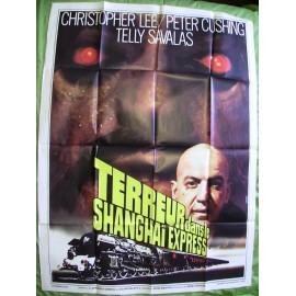 Terreur dans le Shangai Express - 1972 - Christopher Lee / Peter Cushing