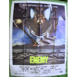 Enemy - 1986 - Wolfgang Petersen / Dennis Quaid / Carolyn McCormick