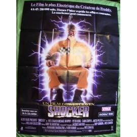 Shocker - 1989 - Wes Craven / Michael Murphy / Ted Raimi