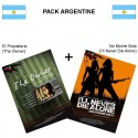01 - Pack Argentine (I'LL NEVER DIE ALONE + THE OWNER)