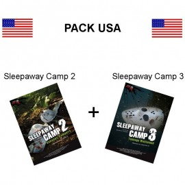 02 - Pack USA  (SLEEPAWAY CAMP 2 + SLEEPAWAY CAMP 3)